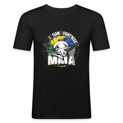 Logo Spartiate - T-shirt près du corps Homme