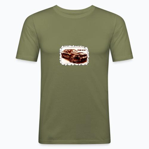 voiture - T-shirt près du corps Homme