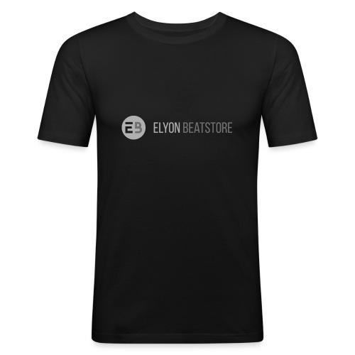 ElyonBeatstore Logo - Mannen slim fit T-shirt
