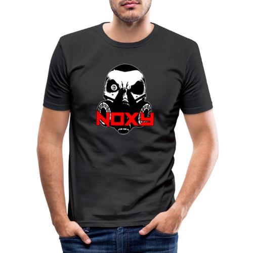 Noxy - Maglietta aderente da uomo