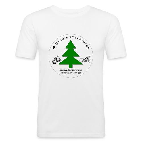MCJul - Herre Slim Fit T-Shirt