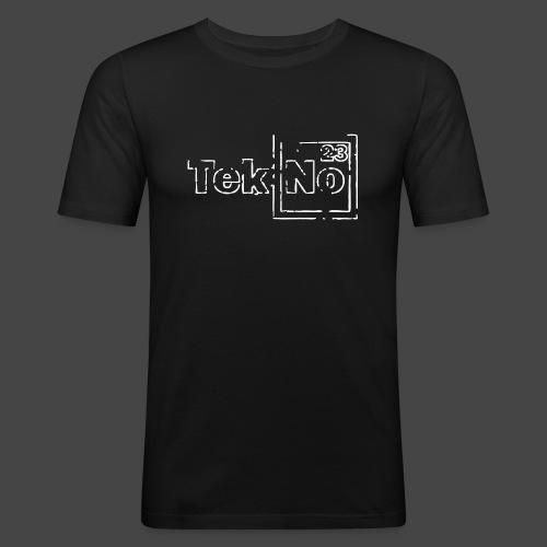 TEKNO 23 - Maglietta aderente da uomo