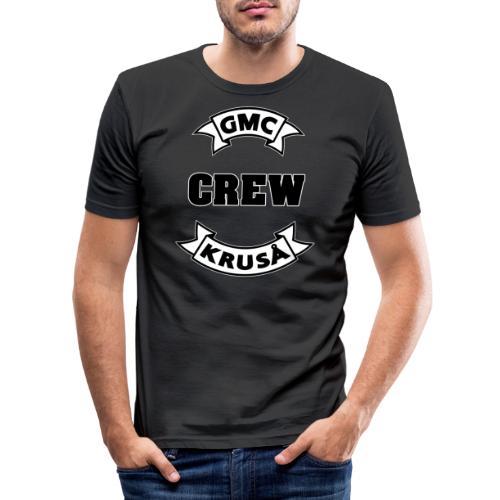 GMC CREWSHIRT - KUN FOR / CREW MEMBERS ONLY - Herre Slim Fit T-Shirt