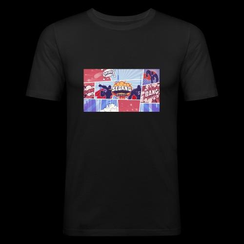 SEGANG POWER - Men's Slim Fit T-Shirt