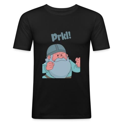 Mr.Prkl - Men's Slim Fit T-Shirt
