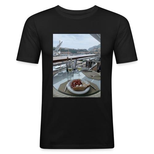 Monaco - Männer Slim Fit T-Shirt
