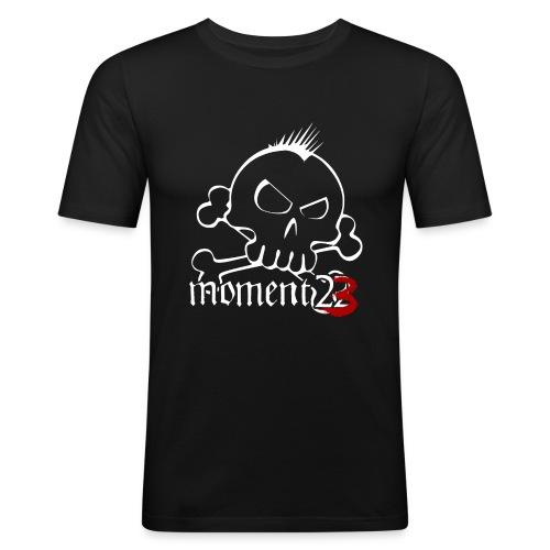 LoggaSkalle png - Slim Fit T-shirt herr