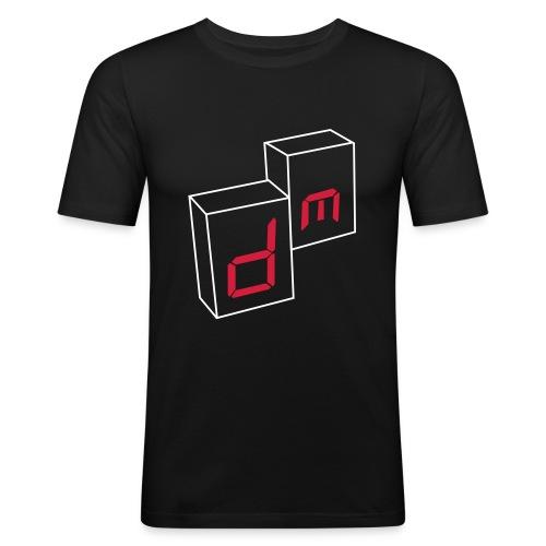 DM singles - T-shirt près du corps Homme