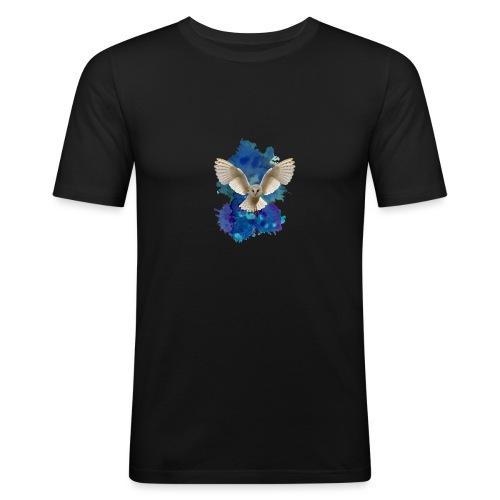Tyto - Maglietta aderente da uomo