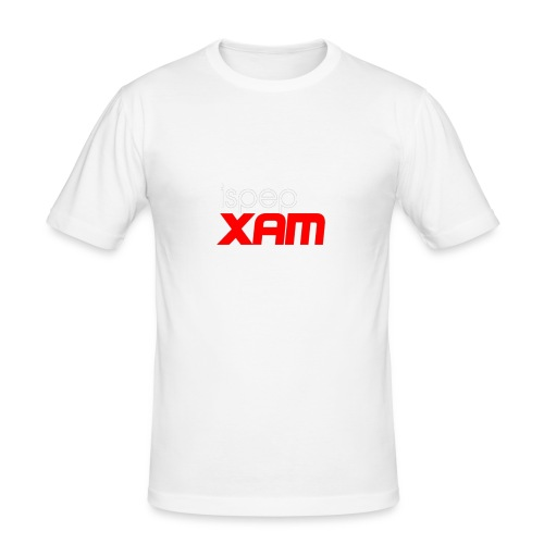 Ispep XAM - Men's Slim Fit T-Shirt