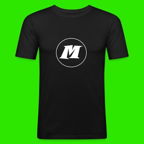 streatwear kleding - Mannen slim fit T-shirt