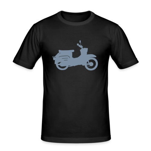 Schwalbe Silhouette - Männer Slim Fit T-Shirt