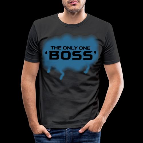 the only one BOSS - Männer Slim Fit T-Shirt