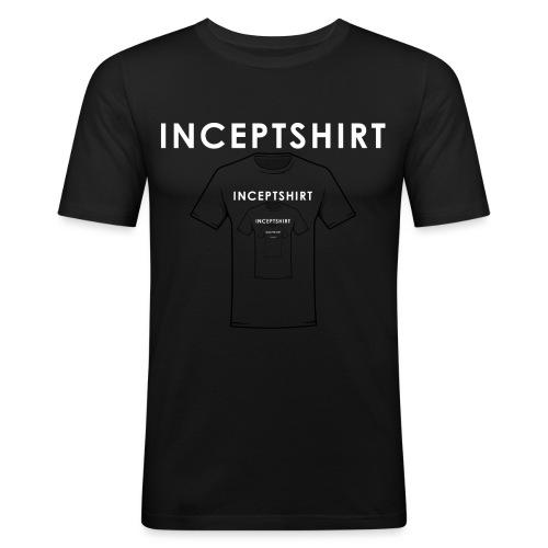 Inceptshirt - T-shirt près du corps Homme