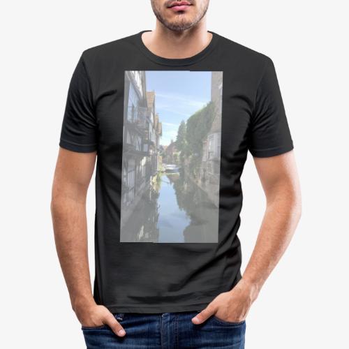 Old Weavers - Men's Slim Fit T-Shirt