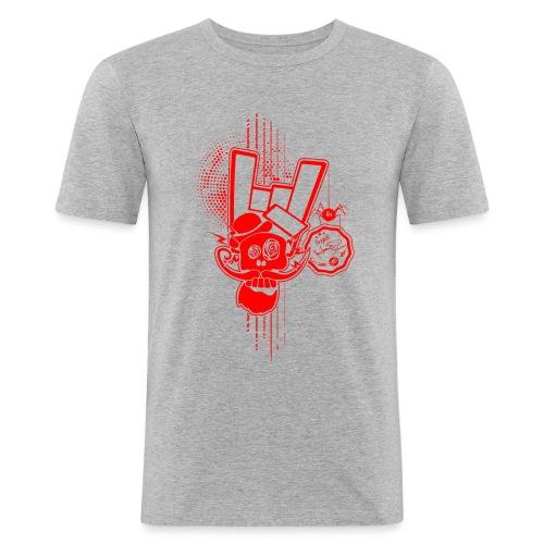 SLG HELLFEST #1 - T-shirt près du corps Homme