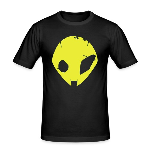 alien s1000rr - Männer Slim Fit T-Shirt