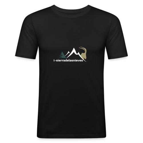 i-sierradelasnieves.com - Camiseta ajustada hombre