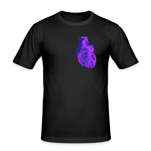 Neverland Heart - Men's Slim Fit T-Shirt