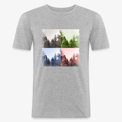 Torppa - Miesten tyköistuva t-paita