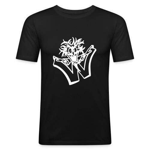 w wahnsinn - slim fit T-shirt