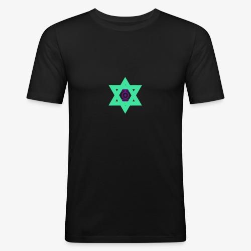 Star eye - Men's Slim Fit T-Shirt