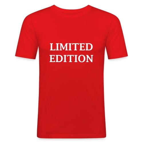 Limited edition - Men's Slim Fit T-Shirt
