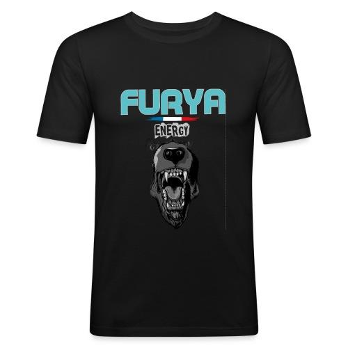 Furya Ours 2021 - T-shirt près du corps Homme