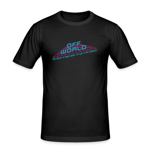 offworld - Men's Slim Fit T-Shirt