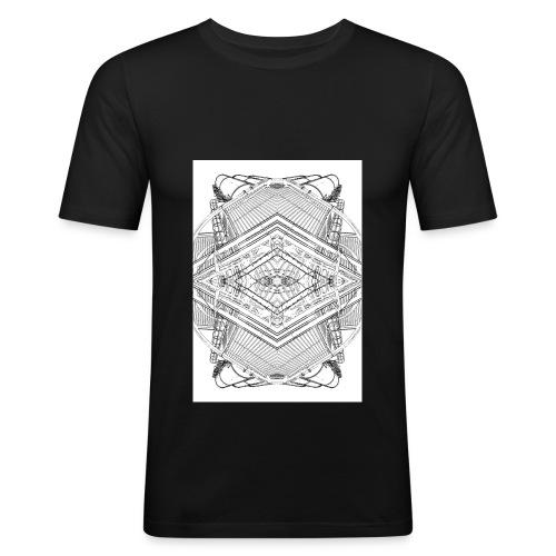 factory star - Men's Slim Fit T-Shirt