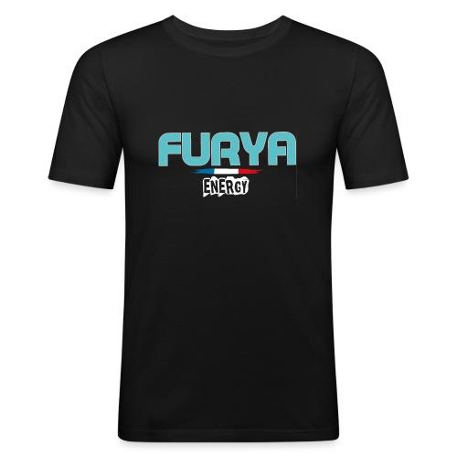 Furya 2021 White - T-shirt près du corps Homme
