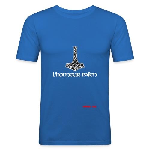 honneurPAIEN - T-shirt près du corps Homme