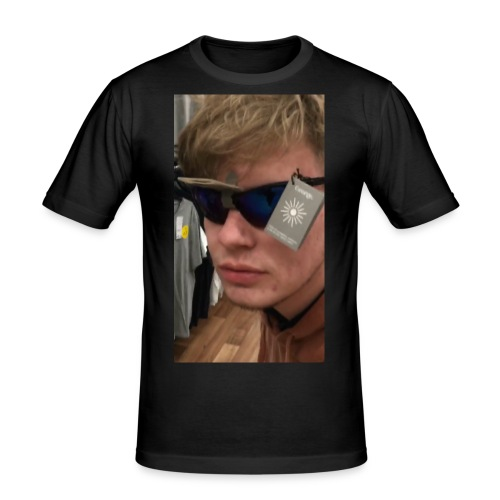 Deal with it - Men's Slim Fit T-Shirt