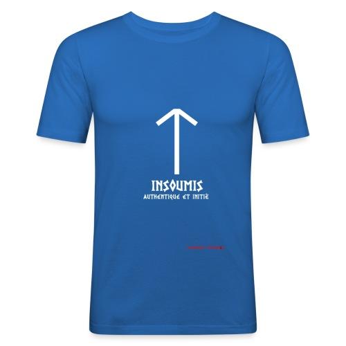 TIWAZinsoumis - T-shirt près du corps Homme