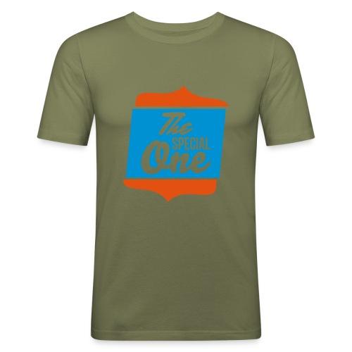 the special one - Obcisła koszulka męska