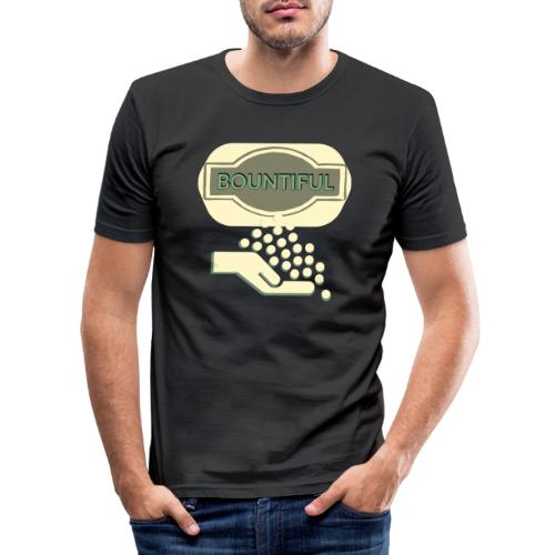 Bontifull - Men's Slim Fit T-Shirt
