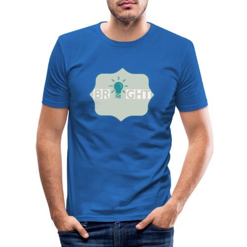 bright - Men's Slim Fit T-Shirt
