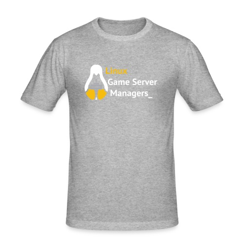 Linux Game Server Managers - Men's Slim Fit T-Shirt