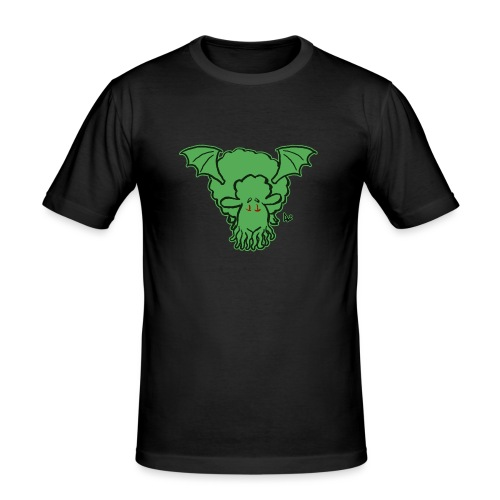 Ovejas Cthulhu - Camiseta ajustada hombre