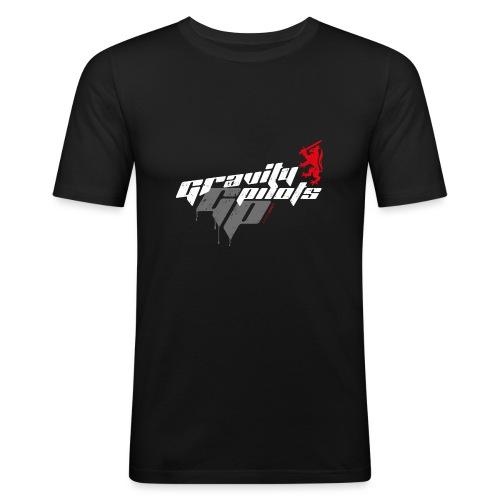 RZ_GP_Schriftzug_Roland - Männer Slim Fit T-Shirt