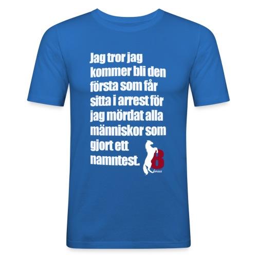 HorseBook line - Slim Fit T-shirt herr