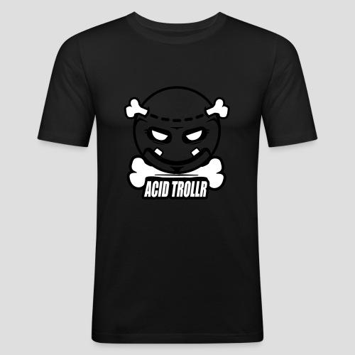 Acid TROLLR - T-shirt près du corps Homme
