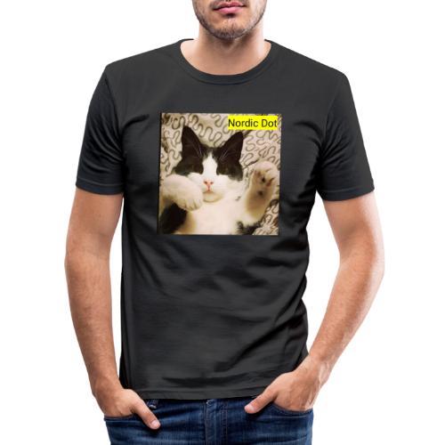 Ejj - Herre Slim Fit T-Shirt