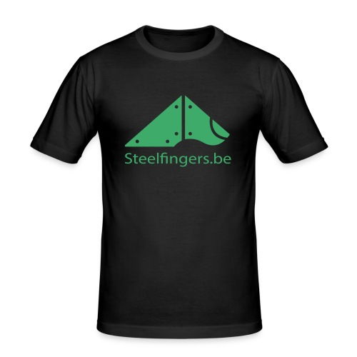 Steelfingers shirts - Mannen slim fit T-shirt
