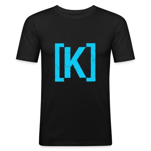 Blue K - T-shirt près du corps Homme