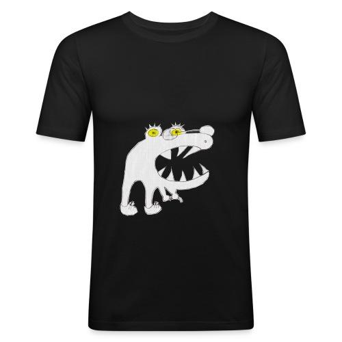 scan1004180003paul - Männer Slim Fit T-Shirt