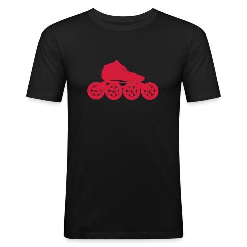 Speedskate - Männer Slim Fit T-Shirt