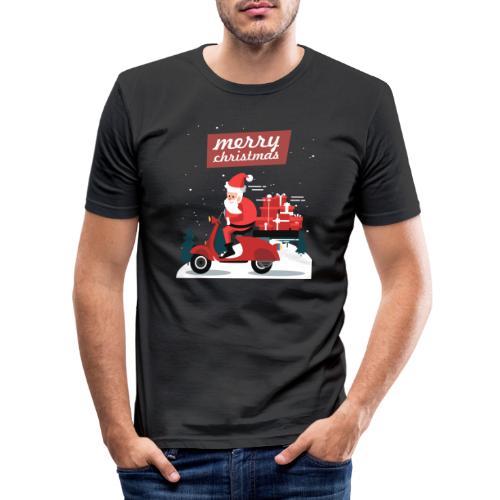 Gift 04 - T-shirt près du corps Homme