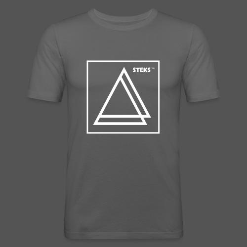 STEKS™ - Mannen slim fit T-shirt