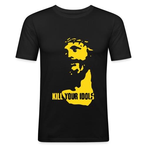 Kill your idols - Men's Slim Fit T-Shirt